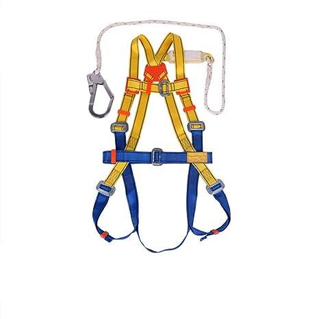 Arnés de escalada, cinturones de seguridad seguro para montañismo ...