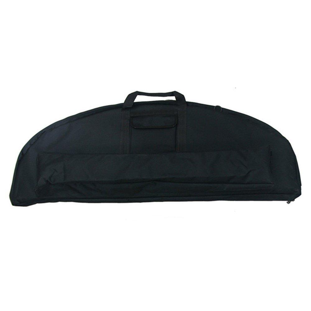 115cm/45inch tiro con arco arco compuesto caso suave tela bolsa de caza arco carcaj, camouflage Tongtu Outdoor