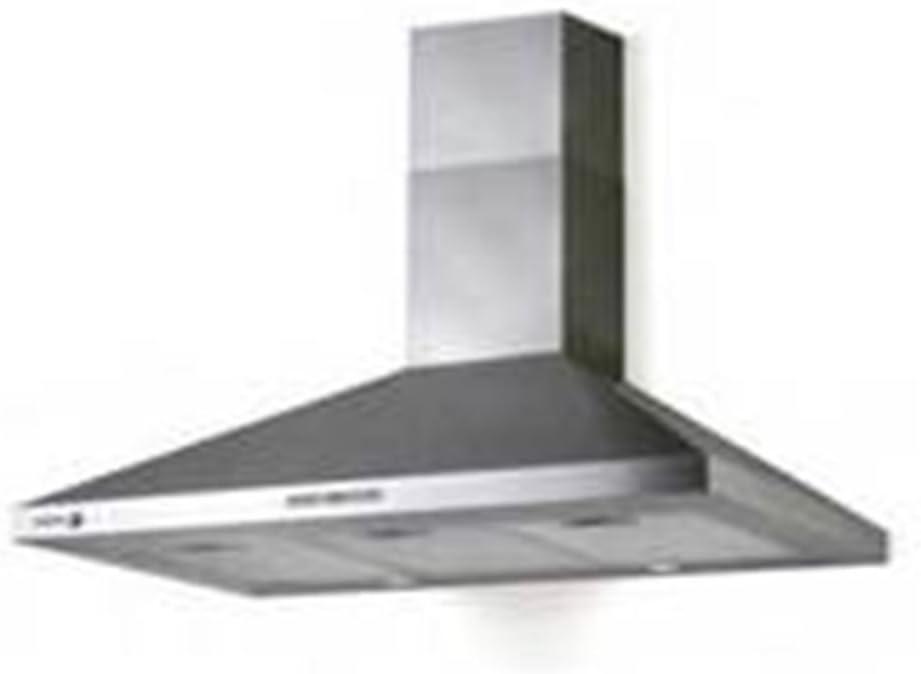 Fagor CFP-70AXA - Campana decorativa 70cm acero inoxidable clase de eficiencia energetic: Amazon.es: Hogar