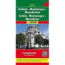 SERBIE, MONTÉNÉGRO, MACÉDOINE - SERBIA, MONTENEGRO, MACEDONIA