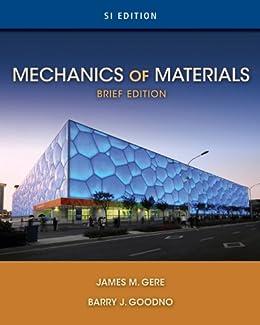 mechanics of materials james gere solution manual pdf