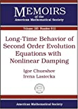Long-Time Behavior of Second Order Evolution Equations with Nonlinear Damping, Igor Chueshov and Irena Lasiecka, 0821841874