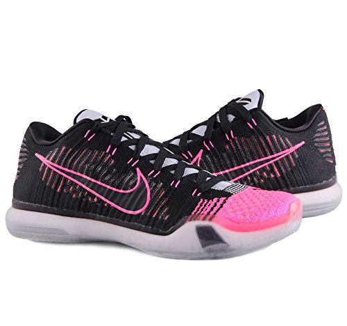 black mens Black Flsh sneakers LOW shoes Grey Mambacurial trainers nike basketball KOBE ELITE 747212 wolf pink X RR7fP