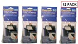 Cascade Filter Replacement Cartridges for Cascade 80 Hang-on Power Filters, 12-pack