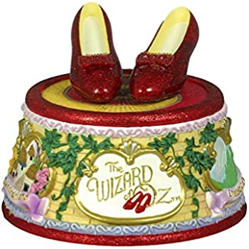 The Wizard of Oz Ruby Slippers Click Figurine