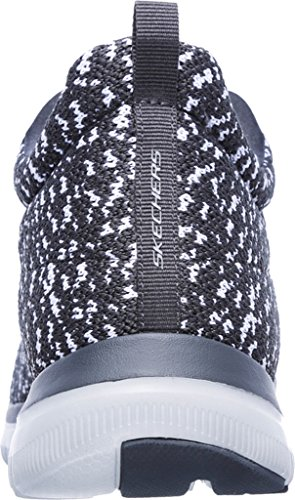 clearance deals clearance cheap real Skechers Men's Flex Advantage 2.0 Maclin High Top Charcoal outlet store sale online buy cheap purchase cheap for nice zPZgQESVw