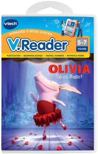 V.Reader Animated E-Book Cartridge - Olivia