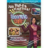 No-Rules Knitting at the Teen Knit Cafe