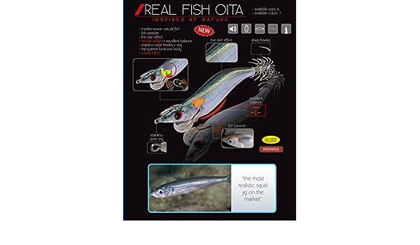 Sugarello Green 3.0 9 04 DTD JIBIONERA Real Fish Oita 9CM 4.5