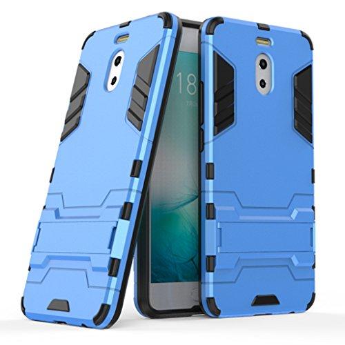 Meizu M6 Note Case - Heavy Duty Shock Proof Shield Hard Shel