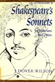 img - for An introduction to the sonnets of Shakespeare for the use of historians and others book / textbook / text book