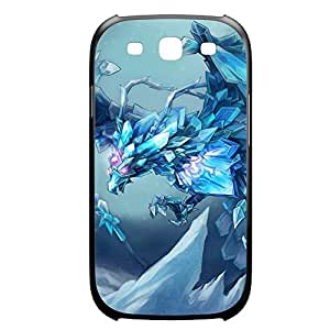 Anivia-005 League of Legends LoL For Case Samsung Galaxy S3 I9300 Cover Plastic Black