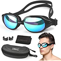 Firesara Swim Goggles, Swimming Goggles UV Protection...