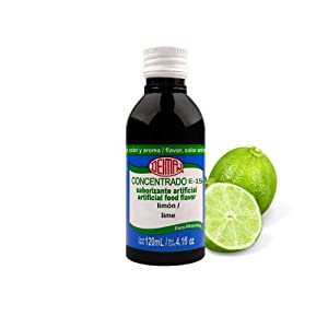 Deiman Artificial Food Flavoring Lime C (4 fl.oz.)