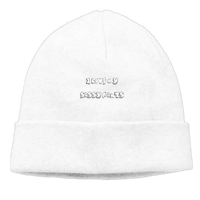 Jian BOJI I Love My Sassy Pants New Winter Hats Knitted Twist Cap Thick  Beanie Hat a5739085553