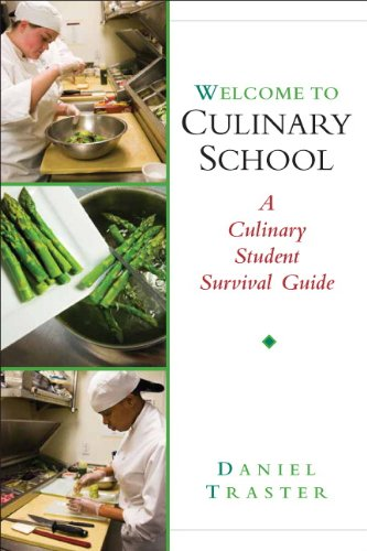 Welcome To Culinary School  A Culinary Student Survival Guide