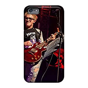 Bumper Hard Cell-phone Cases For Iphone 6plus (TwU12773RoxV) Support Personal Customs Vivid Mcfly Band Image