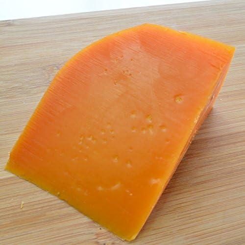 ミモレットチーズ 6週間熟成 約180g前後 フランス産 ナチュラルチーズ クール便発送 Mimolette Cheese
