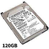Seifelden 120GB Hard Drive for Dell Latitude CSx 500 D400 D410 D500 D505 D510 D600 D610 D800 D810 L400 M133ST M166ST P100SD P133ST P166 500 H400 R400ST LT LX4100D LX4100T (Certified Refurbished)