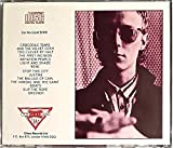 David J - Crocodile Tears And The Velvet Cosh (1985 Glass Records CD 1st issue)