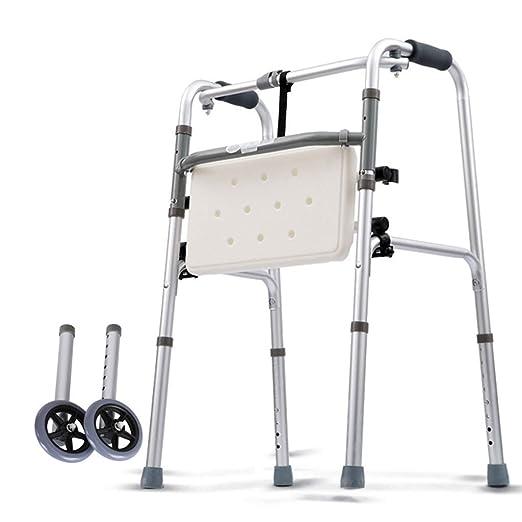 Andador Anciano Walker Marco para Caminar Equipo para Caminar ...