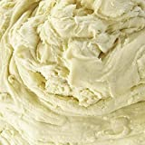 Raw Unrefined African Organic Pure Grade A,lvory Natural Shea Butter,3 lb.