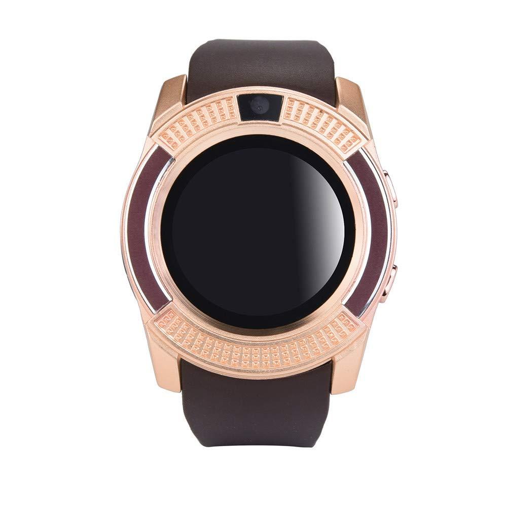 Amazon.com: SmartWatch,WoCoo Sports Smartwatch Fitness ...