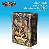 Dark Age - Core & Assorted Decay Cult - Monsterous Unit Box SW