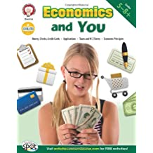 Mark Twain 404168 Economics and You, Grades 5 - 8