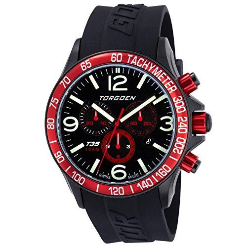 Torgoen Swiss Men's T35304 Pilot Watch