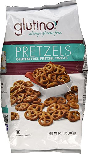 Glutino Gluten Free Pretzels 14.1oz Bag