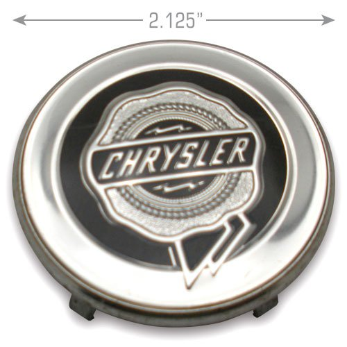 OEM Chrysler 4743728 Center Cap 2 inches Sebring Concorde Town Country
