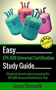 Study Guide EPA Universal Certification ebook product image