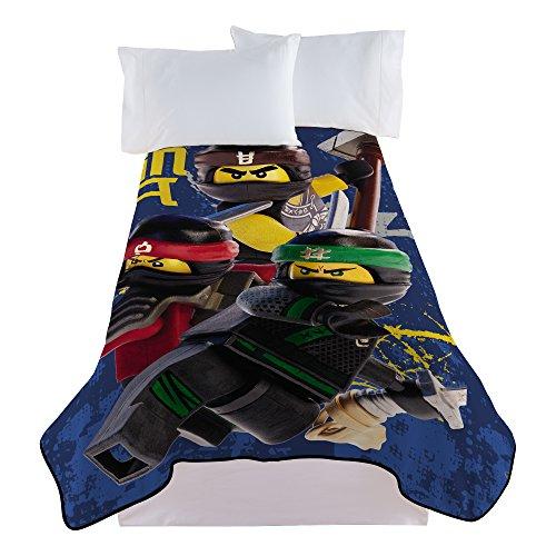 Price comparison product image Lego Ninjago Extreme Warriors Blanket