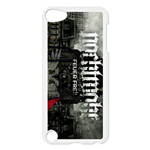 Nachtmahr band iPod Touch 5 Case White Opuzw