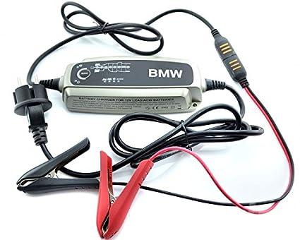 BMW ORIGINAL COCHE Goteo Cargador de batería aire ...