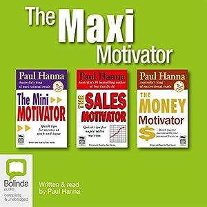 The Maxi Motivator Audiobook
