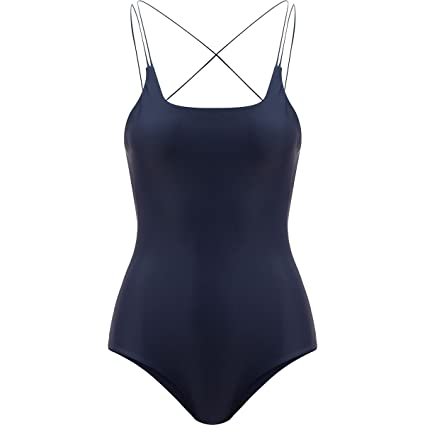 8a295a64e268b Amazon.com: MIKOH Kilauea One-Piece Swim Suit - Women's: Sports ...
