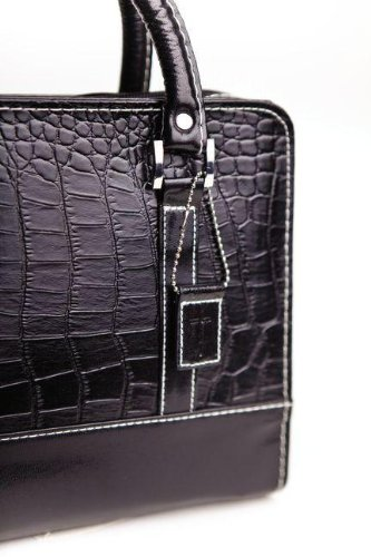 Reptile Onyx Book & Bible Cover Extra -