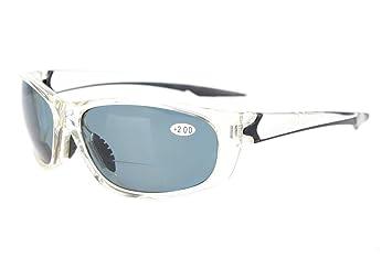 450c94080d7 Eyekepper Polycarbonate Polarized Bifocal Sport Sunglasses For Men Women  Baseball Running Fishing Driving Golf Softball Hiking