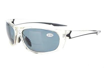 Gr8Sight gafas de sol polarizadas bifocales de lectura unisex UV 400 gafas de protección polarizadas Hombres