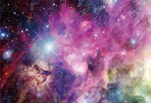 Yeele Nebula Backdrops 9x6ft /2.7 X 1.8M Purple
