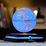 Soditer levitation globe LED Light Globes Luminous Globes Floating Globe Globe with Maglev Globe levitating globe