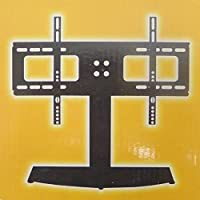 New Universal TV Stand/Base + Wall Mount for 37 - 55 Flat-Screen LCD LED TVs