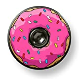 Bikelangelo Donut Designer Headset Stem Cap with Bolt