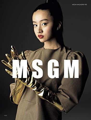 MSGM MAGAZINE 2019 画像 A