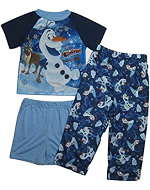 Disney's Toddler Boys' Frozen Olaf & Sven