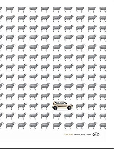 magazine-ad-for-kia-motors-the-soul-a-new-way-to-roll-sheep-scene