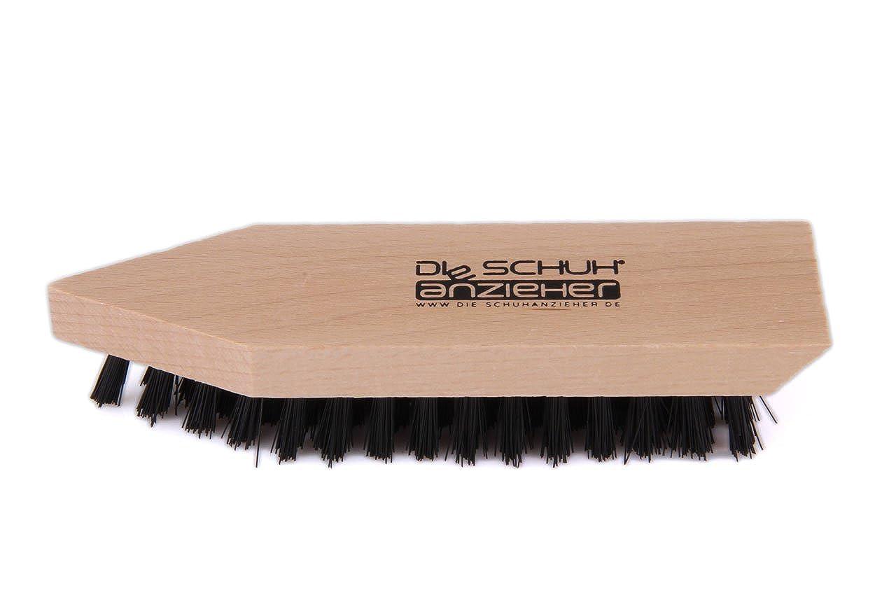 Die Schuhanzieher Décrottoir pour chaussures – Brosse à chaussures en bois 16, 5 cm – Brosse à récurer z2450
