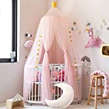 Conthfut Bed Canopy Premium Yarn Play Tent Bedding